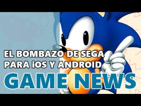 Game News - El bombazo de SEGA y la demo técnica de Beyond Good & Evil 2 + INFO 23/06/17