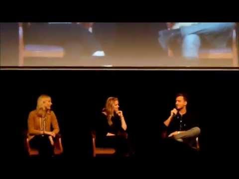 Fairy Tales 3  Q&A Georgina, Elizabeth and Scott 20.06.15