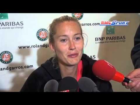 Roland-Garros / Entrée gagnante pour Johansson - 27/05