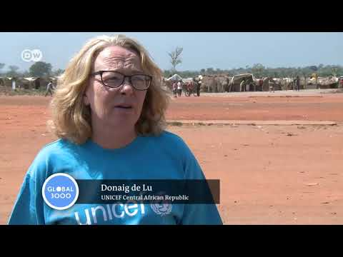 Fleeing Violence in Central African Republic | DW English