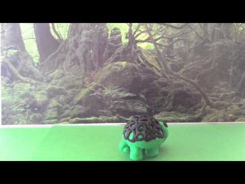 Katherine Michiels School Art Fest Clay Animation Film