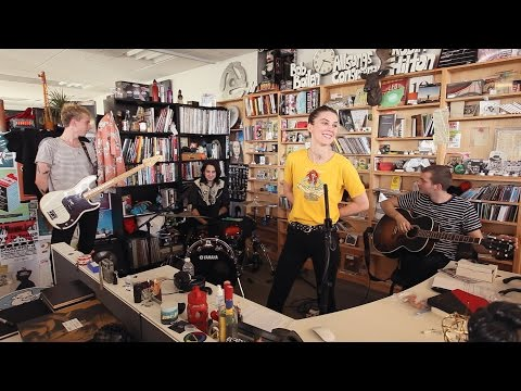 Wolf Alice: NPR Music Tiny Desk Concert