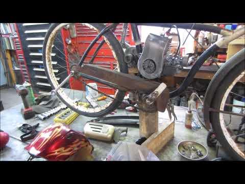 custom bike build, fan shroud fabrication