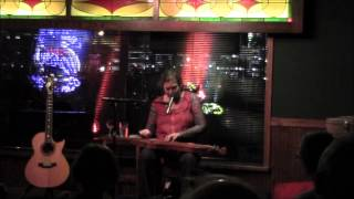 Claudia Schmidt LIVE- Banana Moon - Granite City Folk Society- St Cloud MN 2013-09