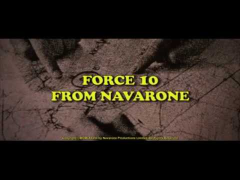 Download Force 10 from Navarone  1978 Opening Credits