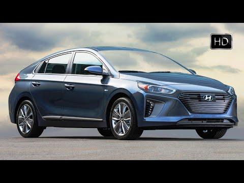 2017 Hyundai Ioniq Plug-in Hybrid Electric Vehicle Exterior & Interior Design HD