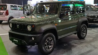 In Depth Tour Suzuki Jimny Sierra [JB74] #GIIAS2018 - Indonesia