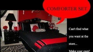 Diy Comforter Set