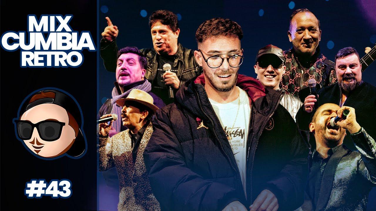 Download MIX CUMBIA RETRO - PREVIA Y CACHENGUE #43 - Fer Palacio