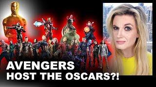Oscars 2019 - Avengers Endgame to Host?!