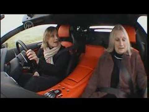 Lamborghini Murcielago e-gear with Vicki