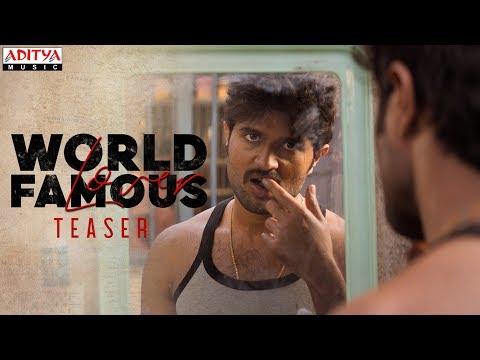 World Famous Lover - Teaser | Vijay Deverakonda Raashi Khanna, Catherine, Izabelle Leite, Aishwarya Rajesh