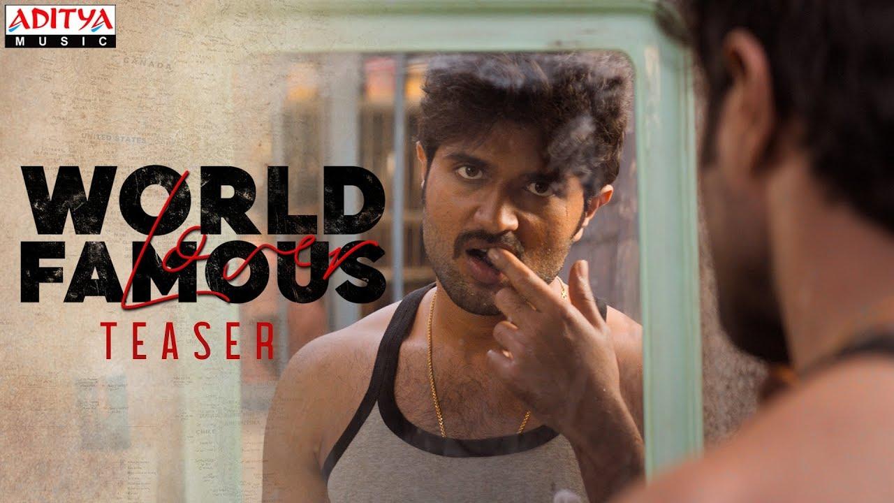 #WorldFamousLover Teaser | Vijay Deverakonda | RaashiKhanna|Catherine|IzabelleLeite|AishwaryaRajesh