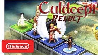Culdcept Revolt - Multiplayer Trailer for Nintendo 3DS