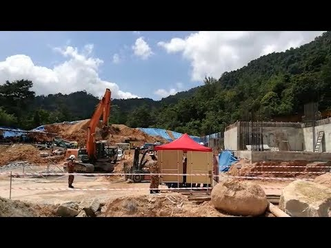 Tanjung Bungah landslide: K9 unit to help in the search