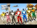 POWER RANGERS!! (GTA 5 Mods)