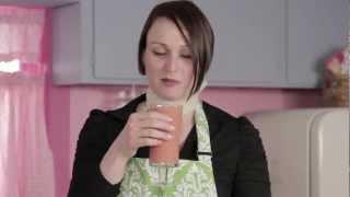 Gingermelon Bim Bam - Delicious & Healthy Fruit Smoothie Recipe - Blendedrecipes.com