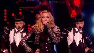 Madonna - Living For Love (Jonathan Ross Show) [Live]
