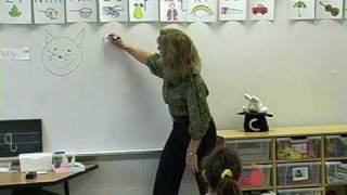 Preschool Song: Teaching and Drawing Shapes