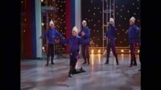 Cossack dancers Superstars of Dance NBC