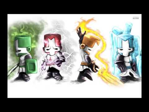 Castle Crashers Soundtrack HD - 02 Black Knight (Cyclop)
