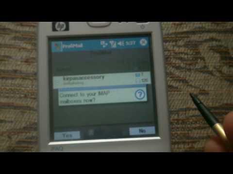 hp ipaq 6515 software