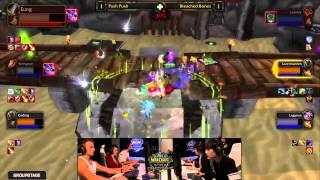 Blizzcon WoW Championship: Bleached Bones VS Push Push