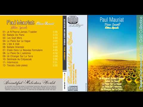 CIA - Paul Mauriat - Piano Concert (Special Edition)