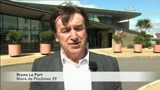 Finistère : Plouhinec, une commune qui sème la confusion