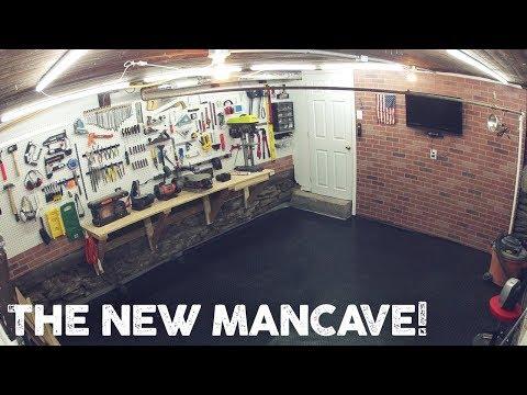 Basement Workshop Overhaul & Finishing - Part 1