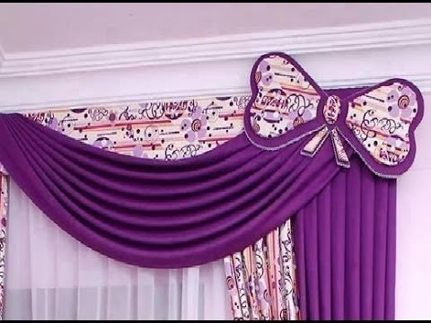 How To Make Swags And Tails Curtains Amazing Wonderful