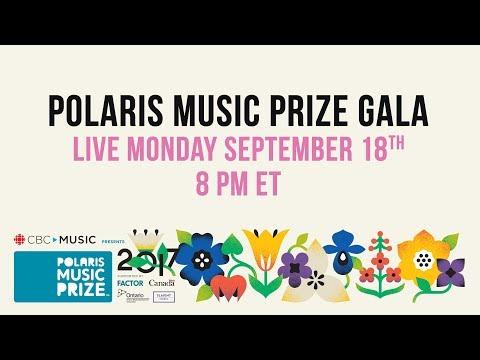 Polaris 2017 Music Prize Gala (LIVE)