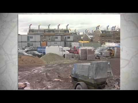 2 Of 6: BedZED Sustainability During Construction