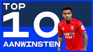 TOP 10 aanwinsten! | Eredivisie | 1e seizoenshelft 2020-2021