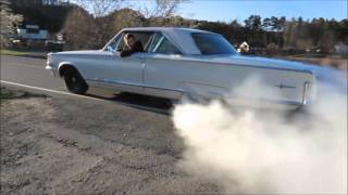 Punishing the 65 Chrysler 300