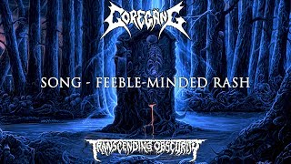 GOREGANG (US) - Feeble-Minded Rash (Death Metal/Crust) Transcending Obscurity Records HD