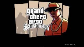 "Grand Theft Auto: San Andreas Jeffery ""OG Loc"" Cross - House Party Rhymes (with lyrics) Resimi"