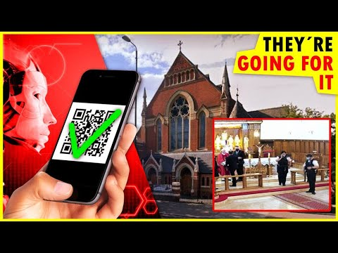 You WON'T Believe What They're Doing To CHURCHES!