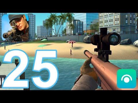 Sniper 3D Assassin: Shoot to Kill - Gameplay Walkthrough Part 25 - Region 9 (iOS, Android)
