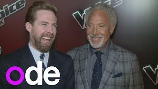 The Voice UK launch: Ricky Wilson on Sir Tom Jones blunder