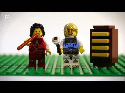 Lego-Oper: Die Zauberflöte