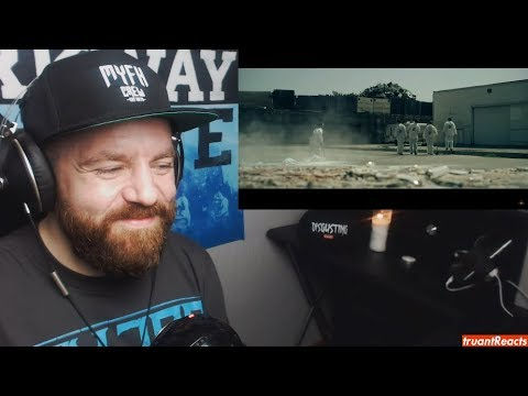 Beartooth - The Lines (Official Video) - REACTION!