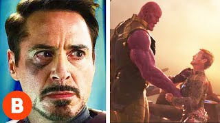 Avengers Endgame: The Truth About Iron Man's Death