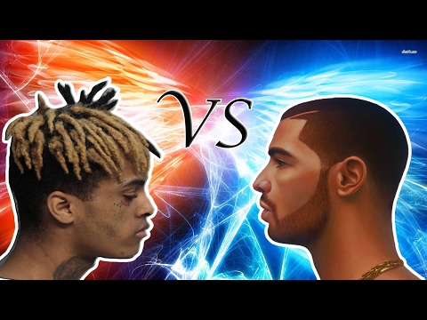 XXXTentacion VS Drake - DID DRAKE STEAL HIS SOUND
