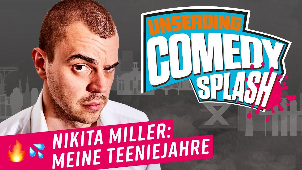 Nikita Miller: Meine Teeniejahre (Ganze Show!) | UNSERDING Comedy Splash