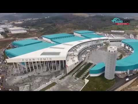 AGROEXPO 2017 - 19-22 OCAK/January 2017 - İzmir/TURKEY