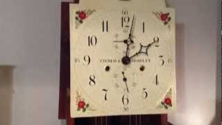 Thomas & Hoadley Tall Case Clock
