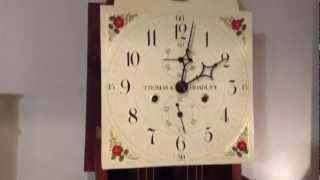 Thomas & Hoadley Tall Case Clock