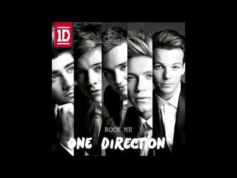 Песня One Direction - Rock me.(only voice) в mp3 192kbps