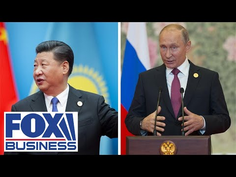 China is teaming up with Russia on a $55B fuel pipeline